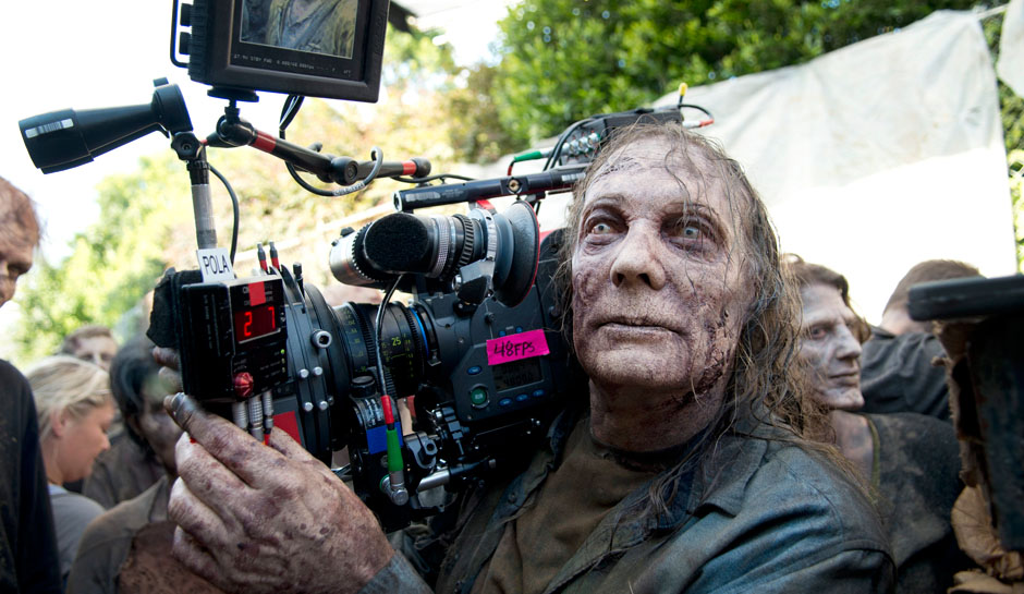 walking dead greg nicotero